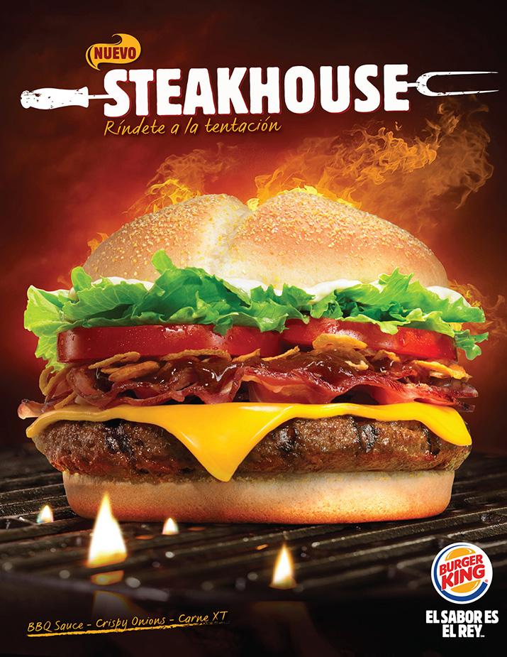 2 baja burger king