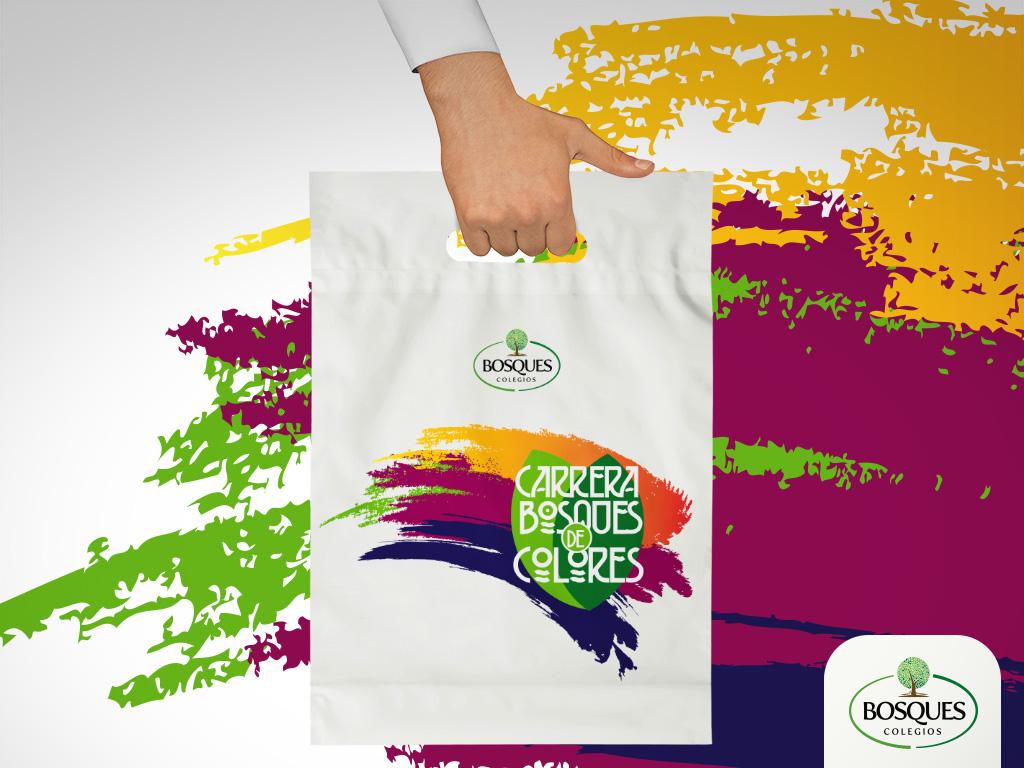 ID Brand Colegios Bosques bolsa